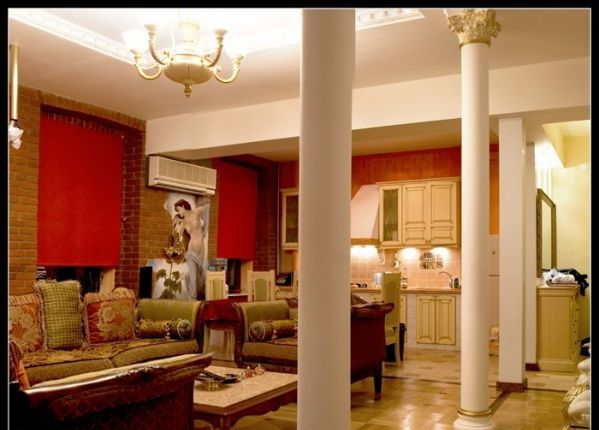Аренда двухкомнатной квартиры Москва, метро Тургеневская, Милютинский переулок 11, цена 125000 рублей, 2020 год объявление №1120326 на megabaz.ru