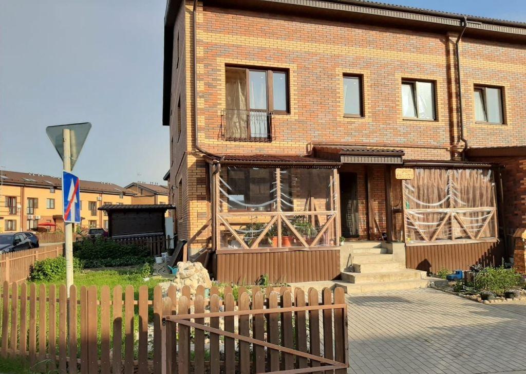 Продажа дома деревня Шолохово, цена 9500000 рублей, 2020 год объявление №430677 на megabaz.ru