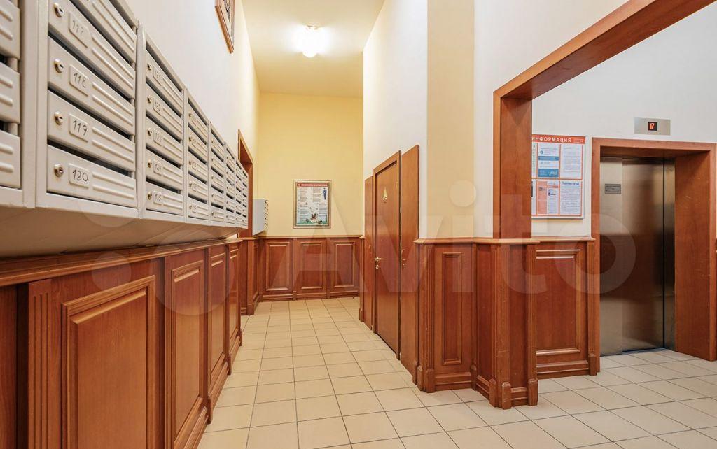 Продажа двухкомнатной квартиры Реутов, метро Новокосино, Лесная улица 11, цена 17700000 рублей, 2021 год объявление №709811 на megabaz.ru