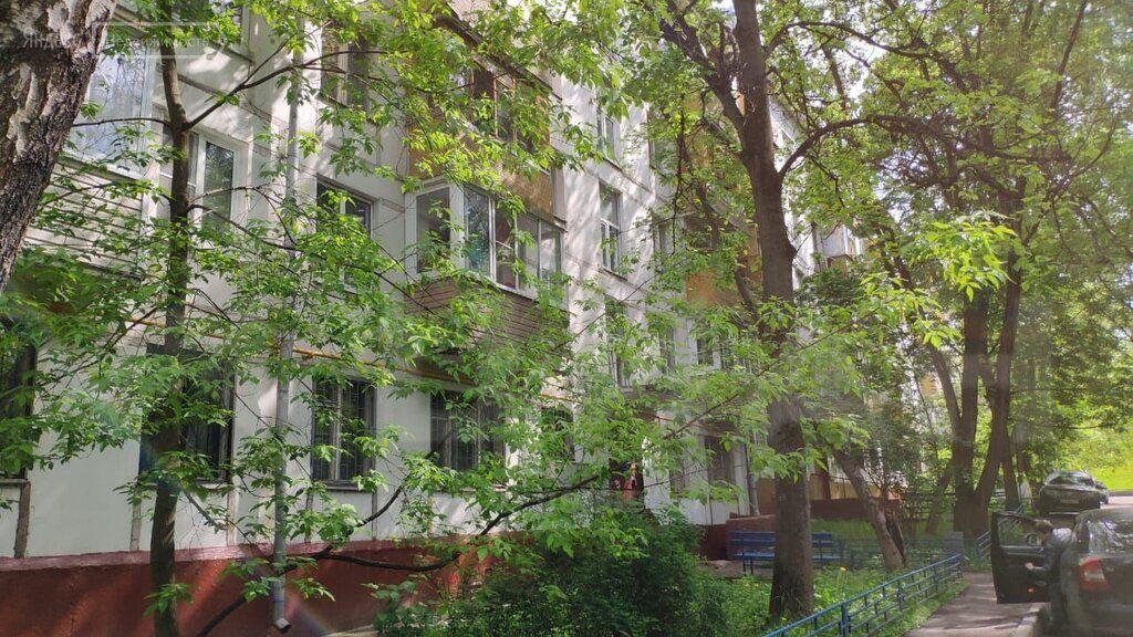 Продажа однокомнатной квартиры Москва, метро Севастопольская, Болотниковская улица 46к2, цена 6800000 рублей, 2020 год объявление №423277 на megabaz.ru