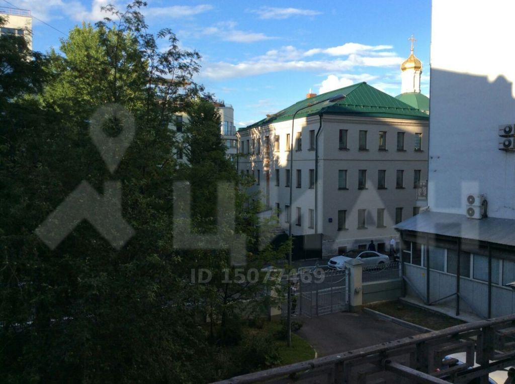 Продажа четырёхкомнатной квартиры Москва, метро Кропоткинская, 2-й Обыденский переулок 13, цена 83000000 рублей, 2020 год объявление №476929 на megabaz.ru