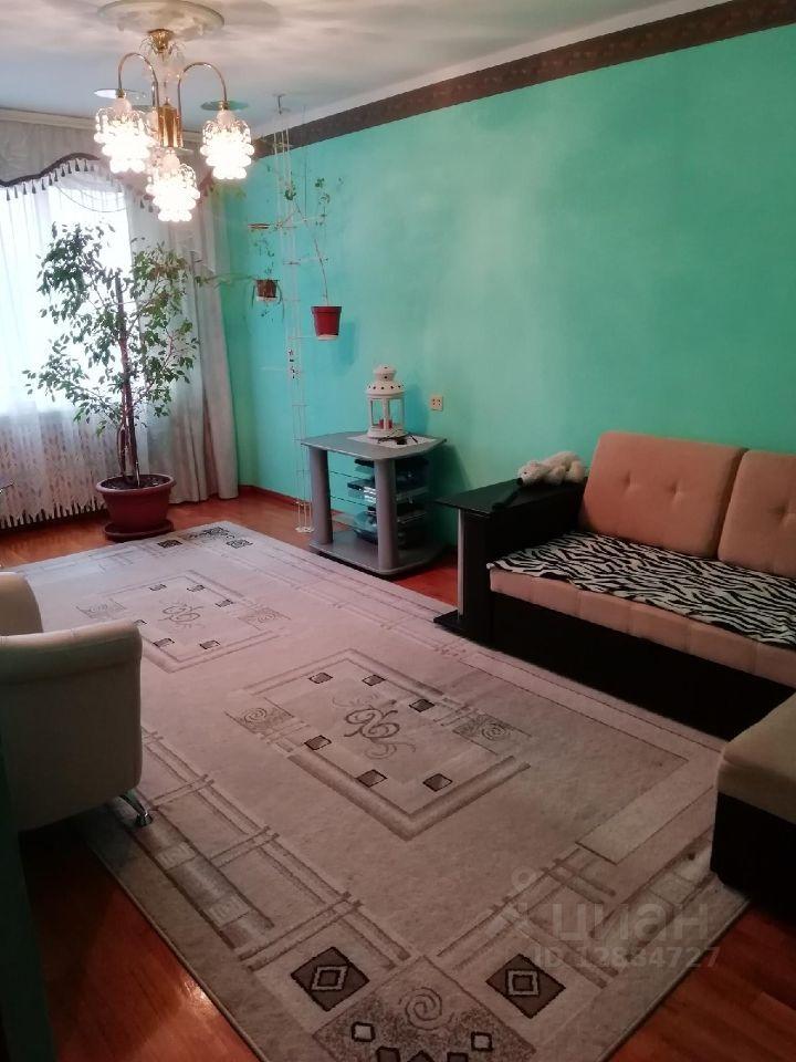 Продажа трёхкомнатной квартиры село Строкино, цена 5300000 рублей, 2021 год объявление №658893 на megabaz.ru