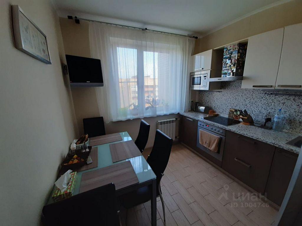 Продажа трёхкомнатной квартиры Электросталь, Юбилейная улица 13, цена 6600000 рублей, 2021 год объявление №660371 на megabaz.ru