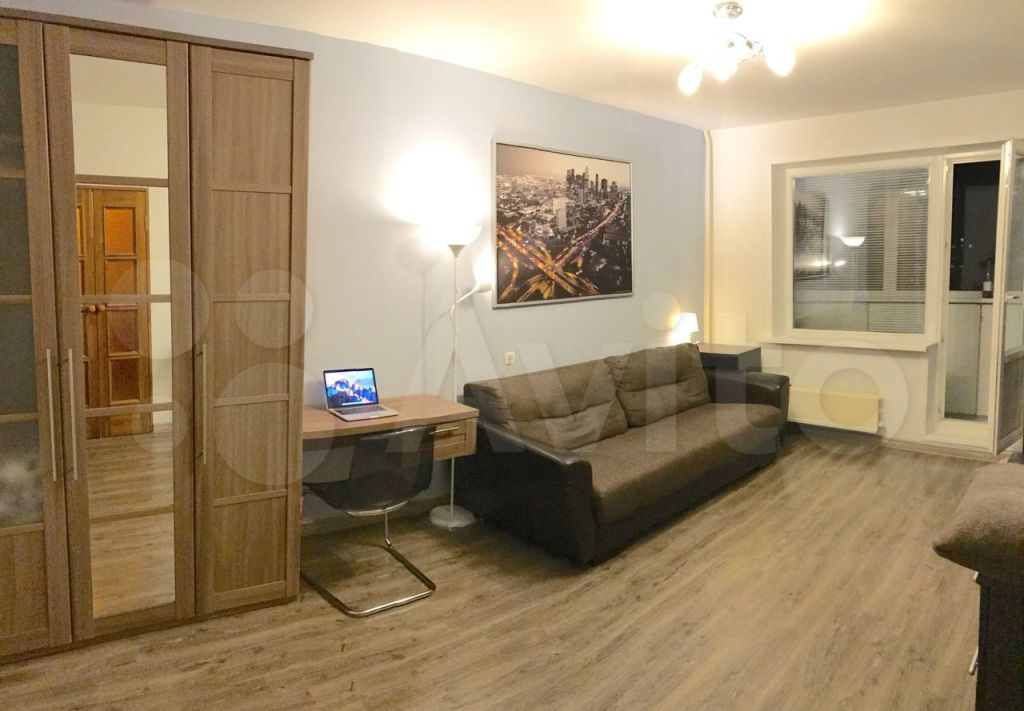 Продажа однокомнатной квартиры Орехово-Зуево, Парковская улица 3, цена 3350000 рублей, 2021 год объявление №660298 на megabaz.ru