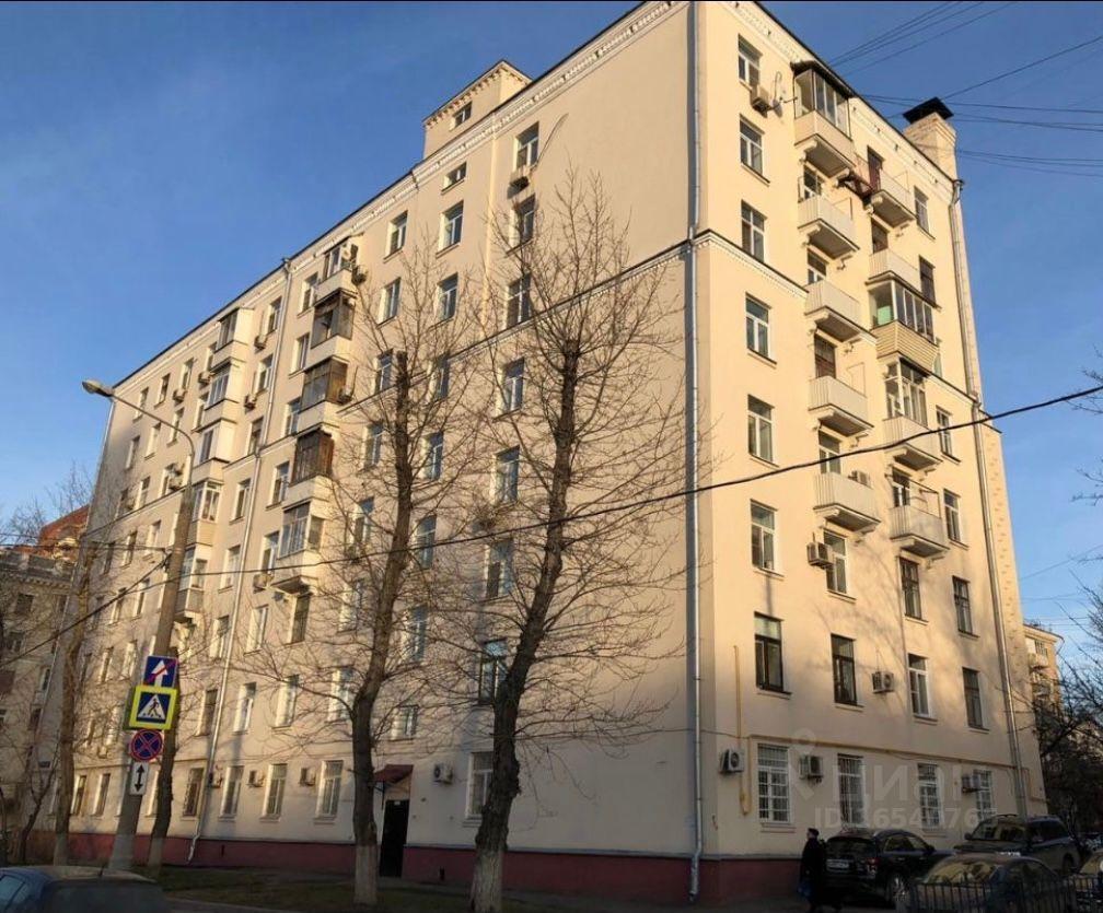 Продажа двухкомнатной квартиры Москва, метро Автозаводская, улица Сайкина 11/2, цена 16000000 рублей, 2021 год объявление №660437 на megabaz.ru