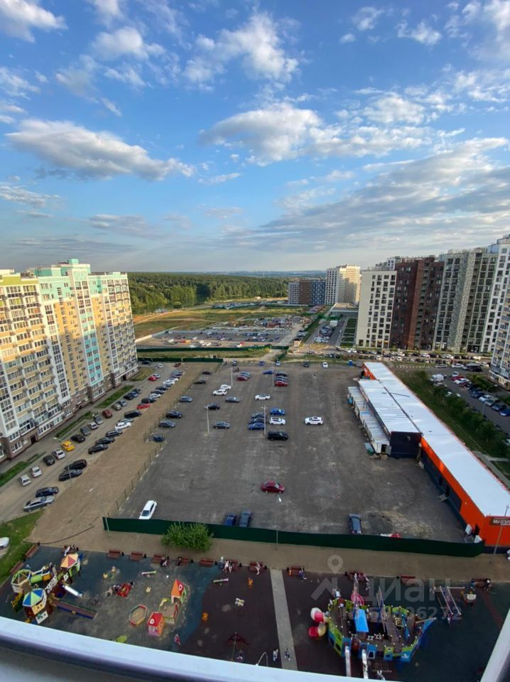 Продажа однокомнатной квартиры деревня Сапроново, метро Домодедовская, цена 6700000 рублей, 2021 год объявление №661224 на megabaz.ru