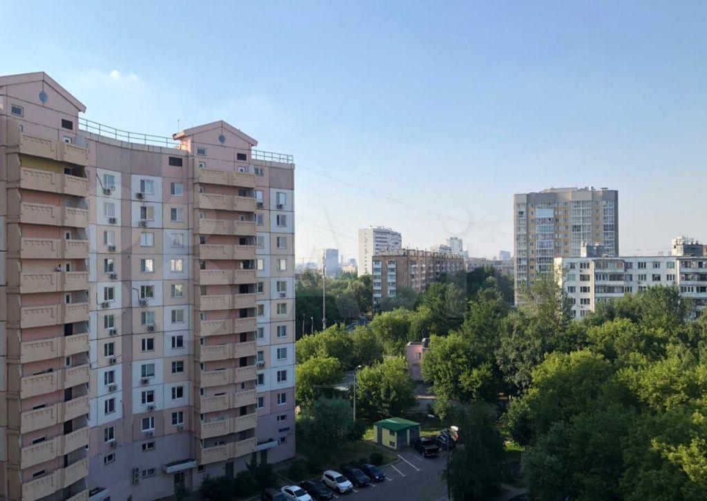 Продажа трёхкомнатной квартиры Москва, метро Коломенская, улица Новинки 1, цена 35000000 рублей, 2021 год объявление №660291 на megabaz.ru