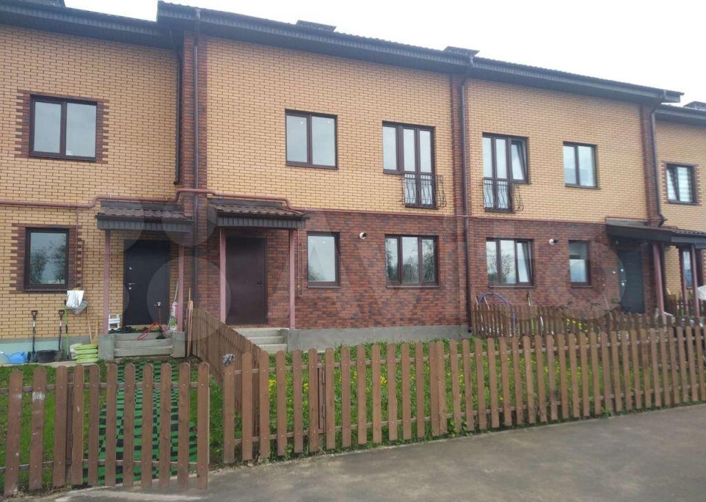 Продажа дома деревня Шолохово, улица Экодолье, цена 8100000 рублей, 2021 год объявление №628279 на megabaz.ru