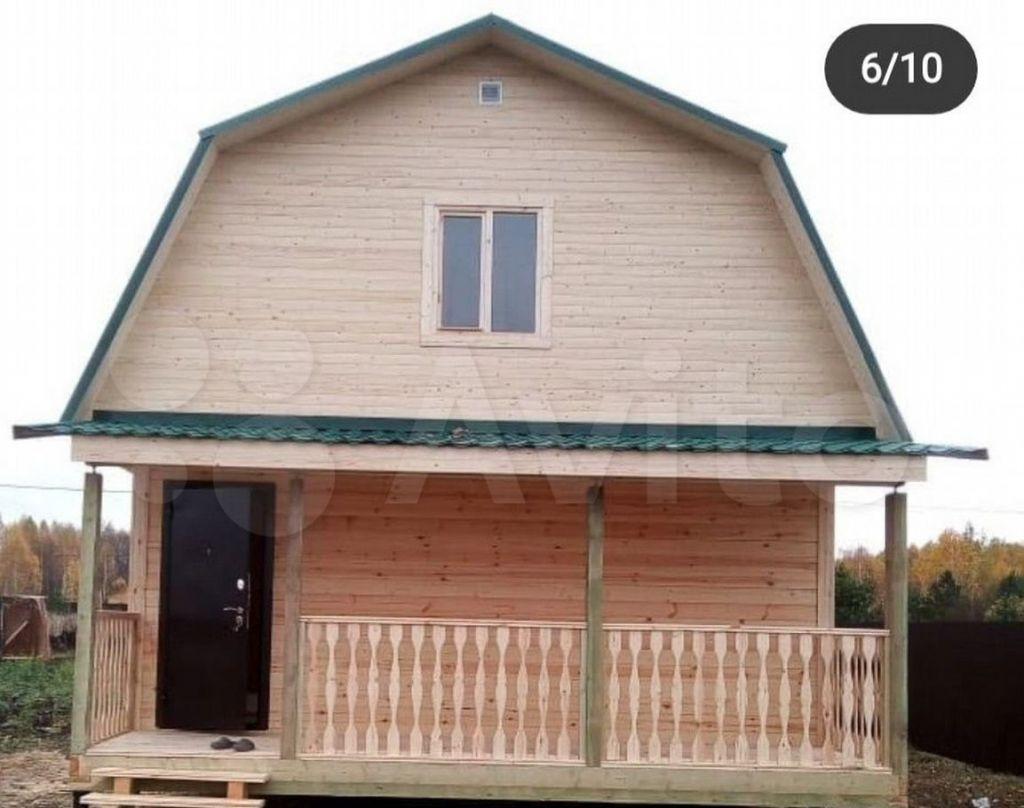 Продажа дома деревня Кузнецы, цена 2650000 рублей, 2021 год объявление №628238 на megabaz.ru