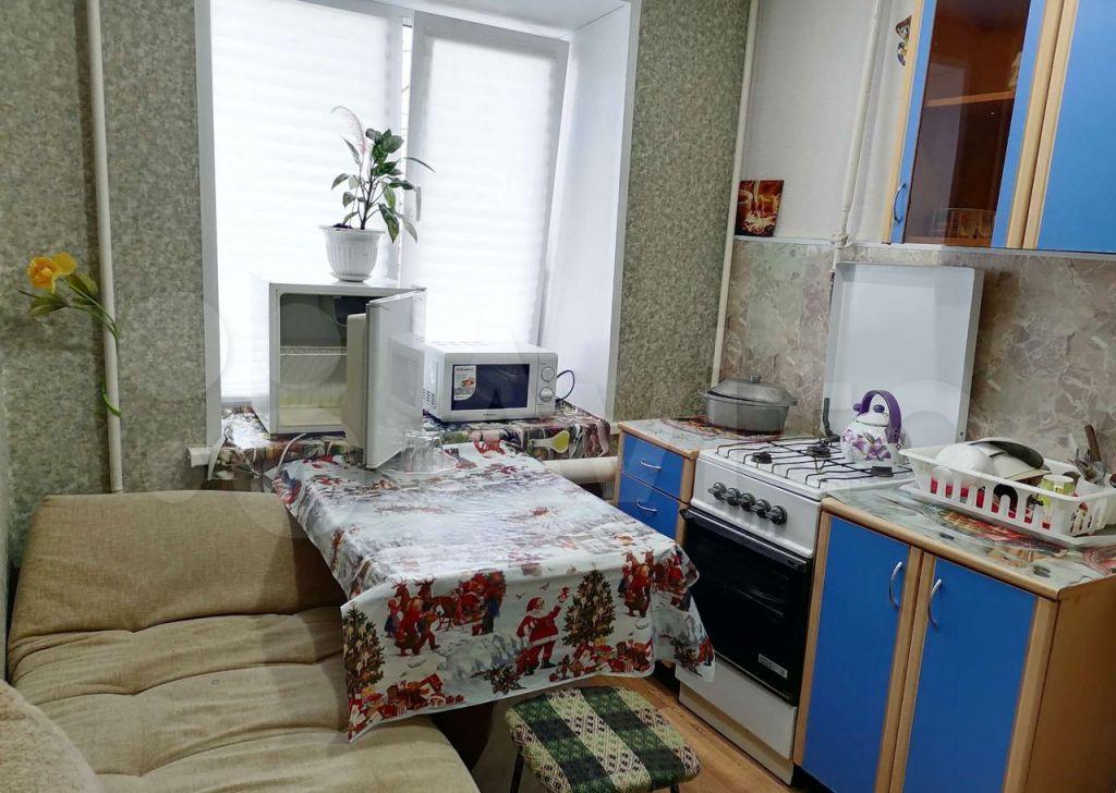 Продажа однокомнатной квартиры Электросталь, улица Пушкина 35, цена 1200000 рублей, 2021 год объявление №660446 на megabaz.ru