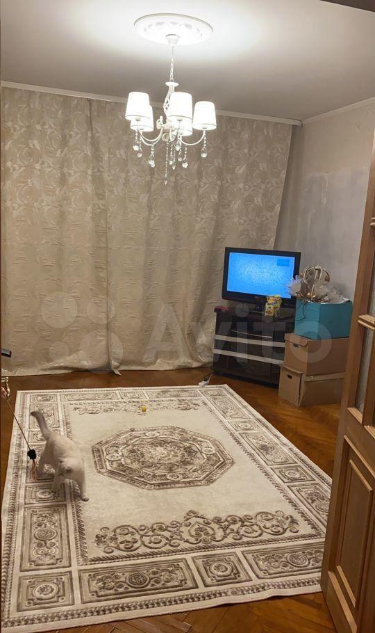 Продажа двухкомнатной квартиры Москва, метро Пионерская, Кастанаевская улица 60, цена 16590000 рублей, 2021 год объявление №660347 на megabaz.ru