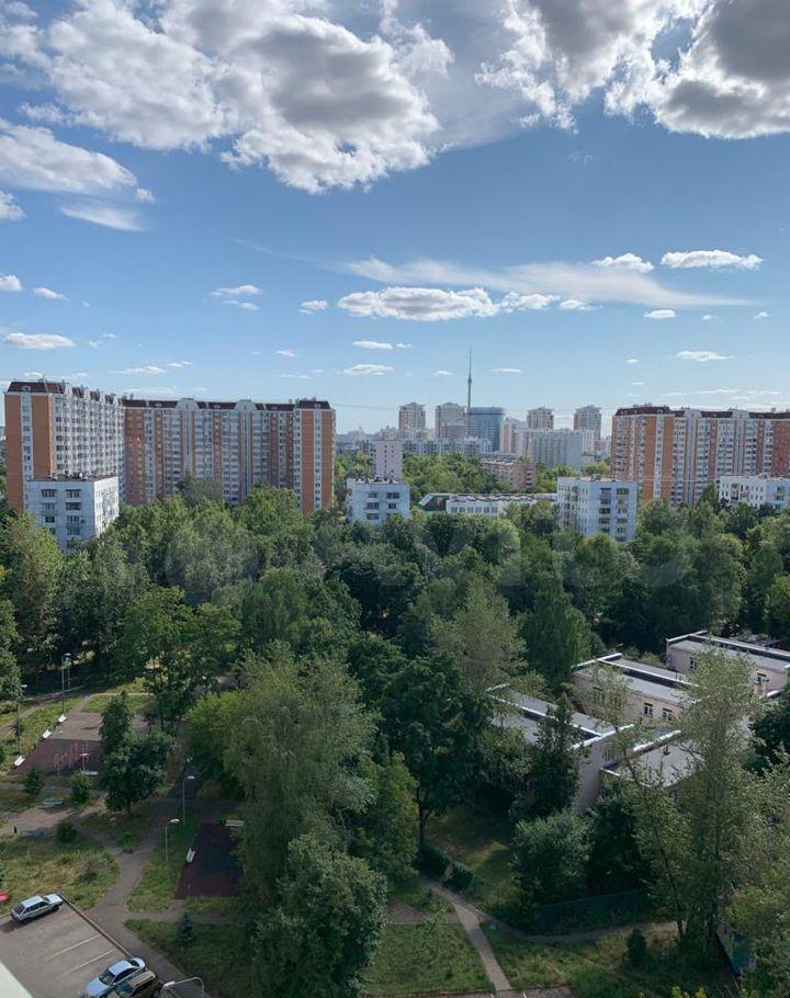 Аренда однокомнатной квартиры Москва, метро Свиблово, проезд Русанова 9, цена 41000 рублей, 2021 год объявление №1431780 на megabaz.ru