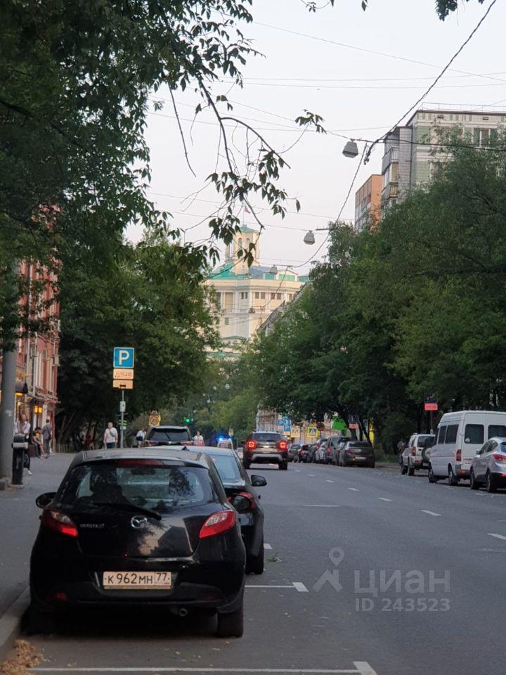 Продажа однокомнатной квартиры Москва, метро Марьина роща, Трифоновская улица 4, цена 7980000 рублей, 2021 год объявление №660398 на megabaz.ru