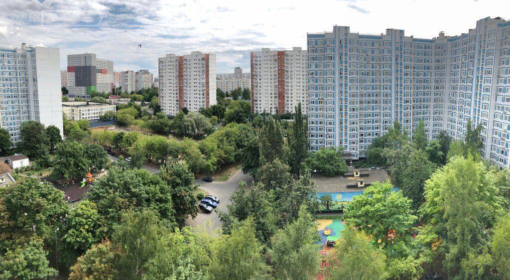 Продажа однокомнатной квартиры Москва, метро Орехово, улица Маршала Захарова 12к3, цена 9500000 рублей, 2021 год объявление №660345 на megabaz.ru