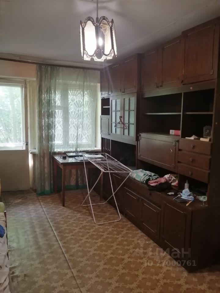 Продажа двухкомнатной квартиры Электросталь, Советская улица 24, цена 2600000 рублей, 2021 год объявление №661619 на megabaz.ru