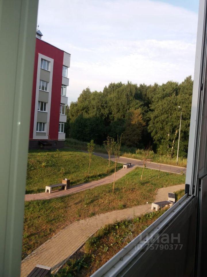Продажа однокомнатной квартиры деревня Чёрная, Садовая улица 18, цена 6300000 рублей, 2021 год объявление №660372 на megabaz.ru