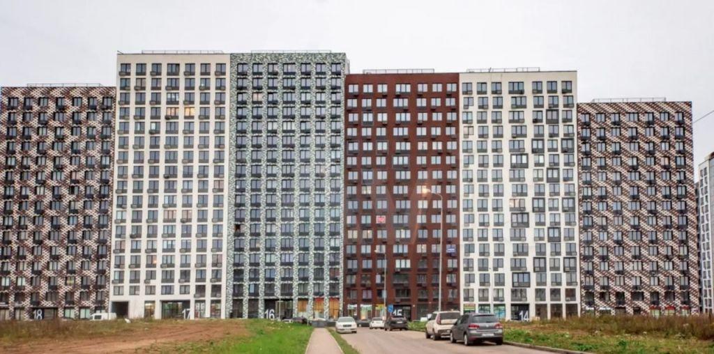 Продажа однокомнатной квартиры деревня Сапроново, цена 3700000 рублей, 2021 год объявление №660735 на megabaz.ru