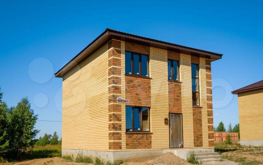 Продажа дома поселок Литвиново, цена 5995000 рублей, 2021 год объявление №661549 на megabaz.ru