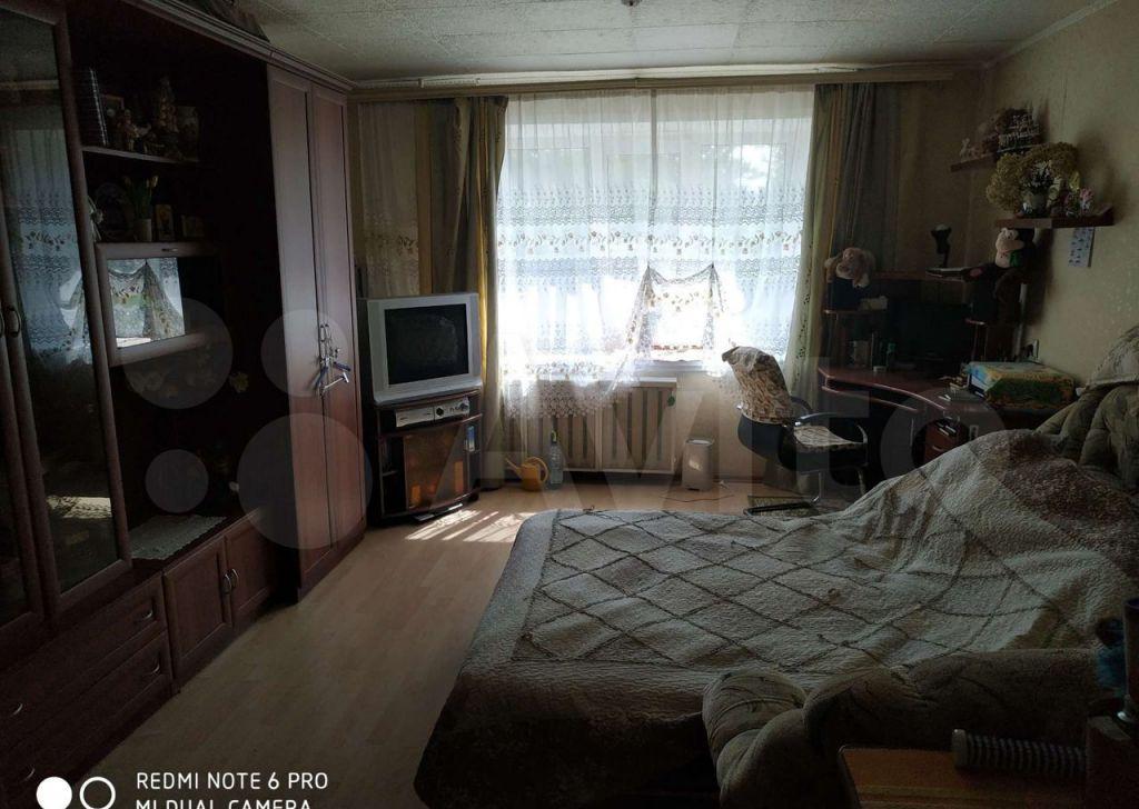 Продажа однокомнатной квартиры поселок Реммаш, Институтская улица 15, цена 1800000 рублей, 2021 год объявление №660775 на megabaz.ru