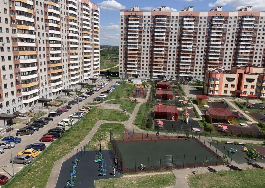 Продажа двухкомнатной квартиры село Домодедово, Высотная улица 3к1, цена 6200000 рублей, 2021 год объявление №660740 на megabaz.ru