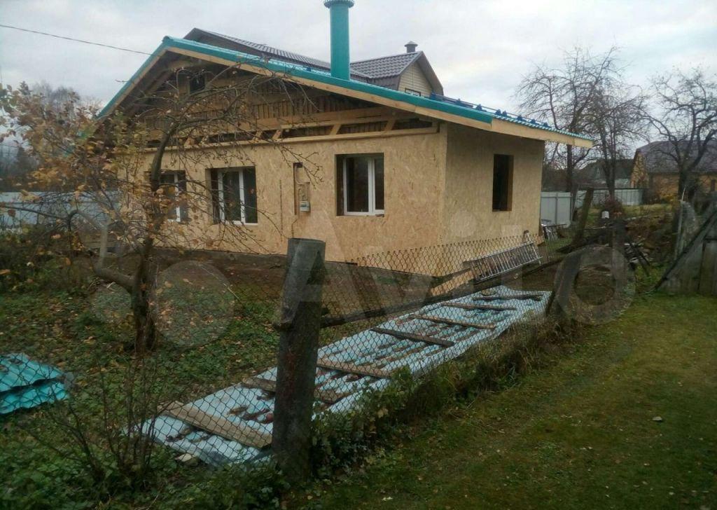 Продажа дома посёлок Пески, Зелёная улица 62, цена 2400000 рублей, 2021 год объявление №688600 на megabaz.ru