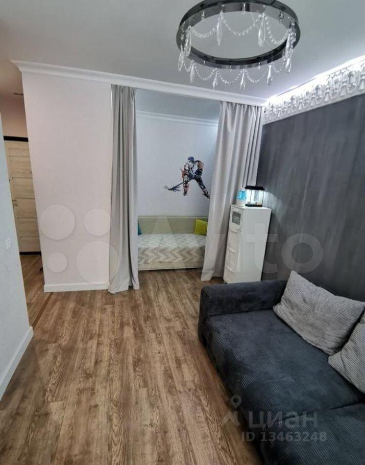 Аренда однокомнатной квартиры деревня Сабурово, Парковая улица 23, цена 27000 рублей, 2021 год объявление №1432117 на megabaz.ru