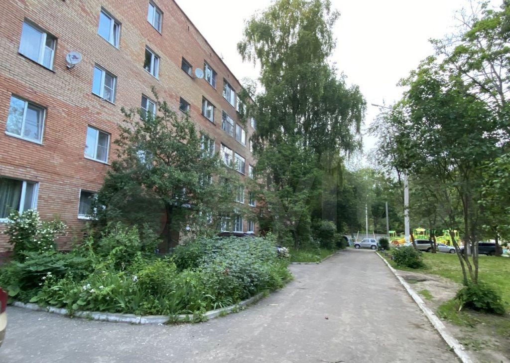 Продажа однокомнатной квартиры деревня Гришенки, цена 2600000 рублей, 2021 год объявление №660733 на megabaz.ru