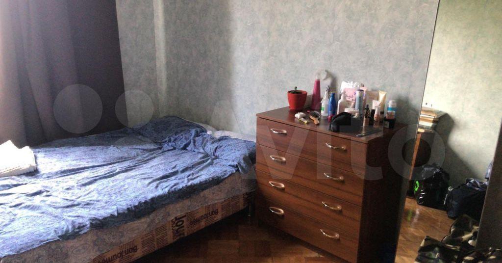 Аренда двухкомнатной квартиры Москва, метро Южная, Кировоградская улица 10к1, цена 35000 рублей, 2021 год объявление №1432995 на megabaz.ru