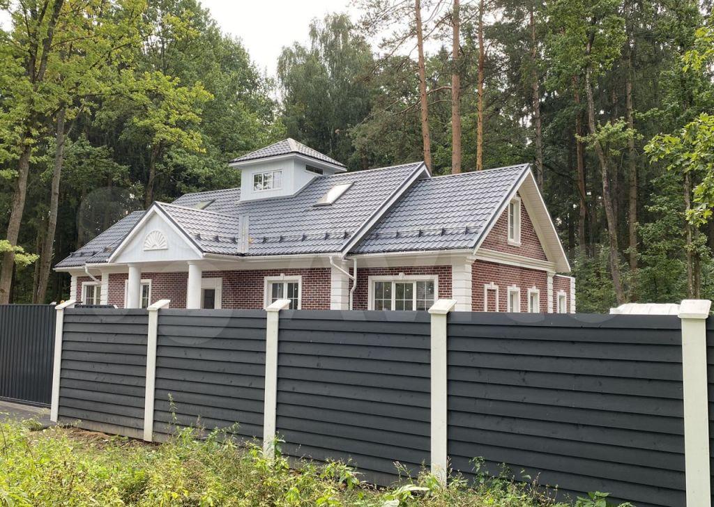 Продажа дома деревня Митькино, Зелёная улица, цена 19900000 рублей, 2021 год объявление №681913 на megabaz.ru