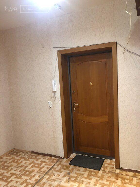 Продажа однокомнатной квартиры Дзержинский, Угрешская улица 32, цена 8000000 рублей, 2021 год объявление №660741 на megabaz.ru