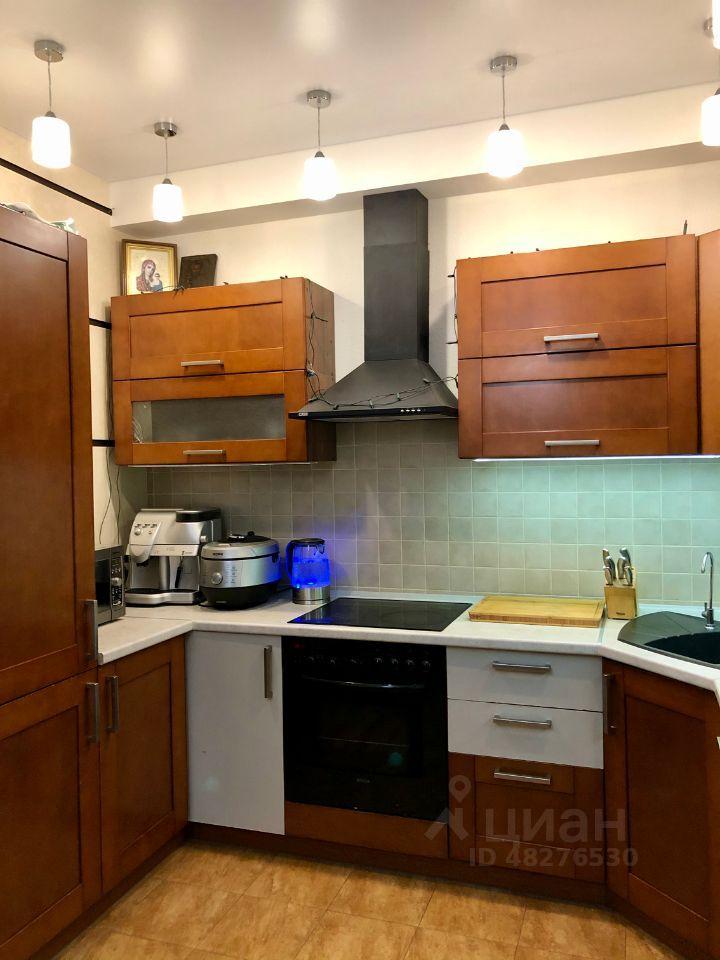 Продажа трёхкомнатной квартиры Котельники, цена 11000000 рублей, 2021 год объявление №661985 на megabaz.ru