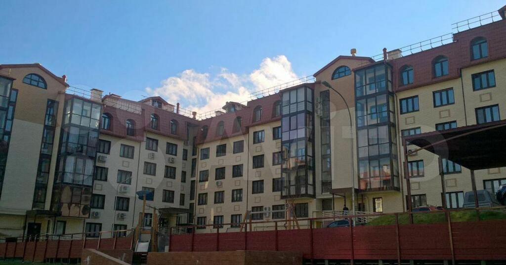 Продажа трёхкомнатной квартиры село Ромашково, Никольская улица 8к2, цена 16200000 рублей, 2021 год объявление №683811 на megabaz.ru