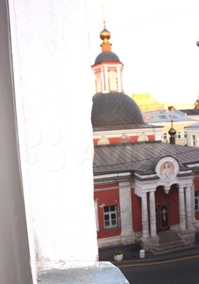 Аренда трёхкомнатной квартиры Москва, метро Китай-город, Малый Ивановский переулок 11/6с2, цена 80000 рублей, 2021 год объявление №1469676 на megabaz.ru