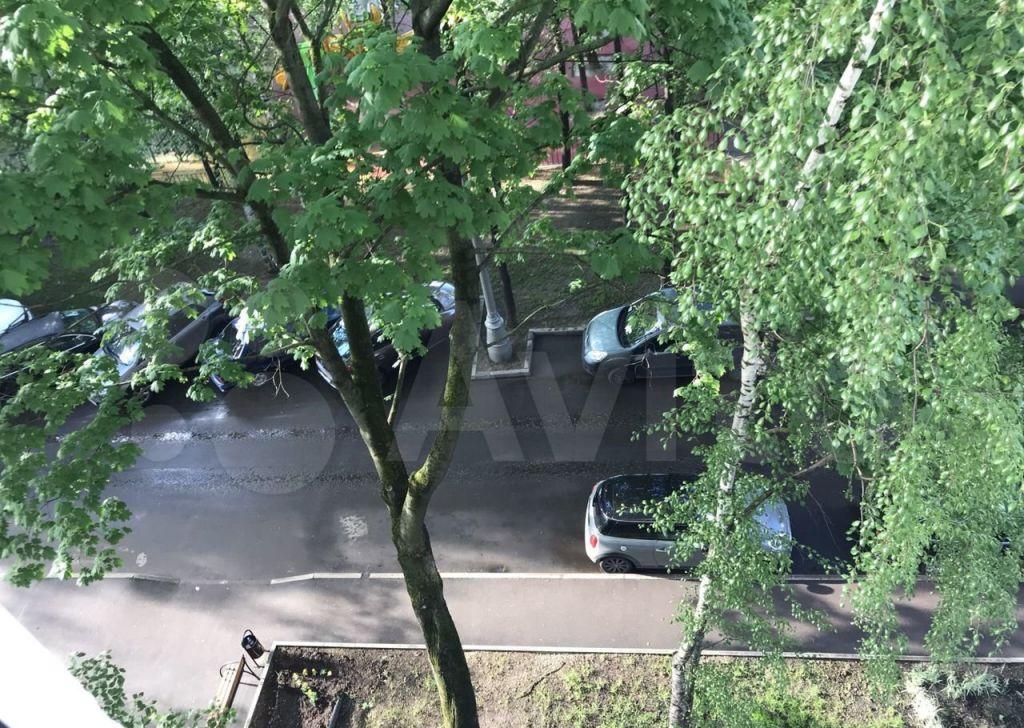 Продажа трёхкомнатной квартиры Москва, метро Красногвардейская, Ореховый бульвар 39к2, цена 12200000 рублей, 2021 год объявление №682394 на megabaz.ru