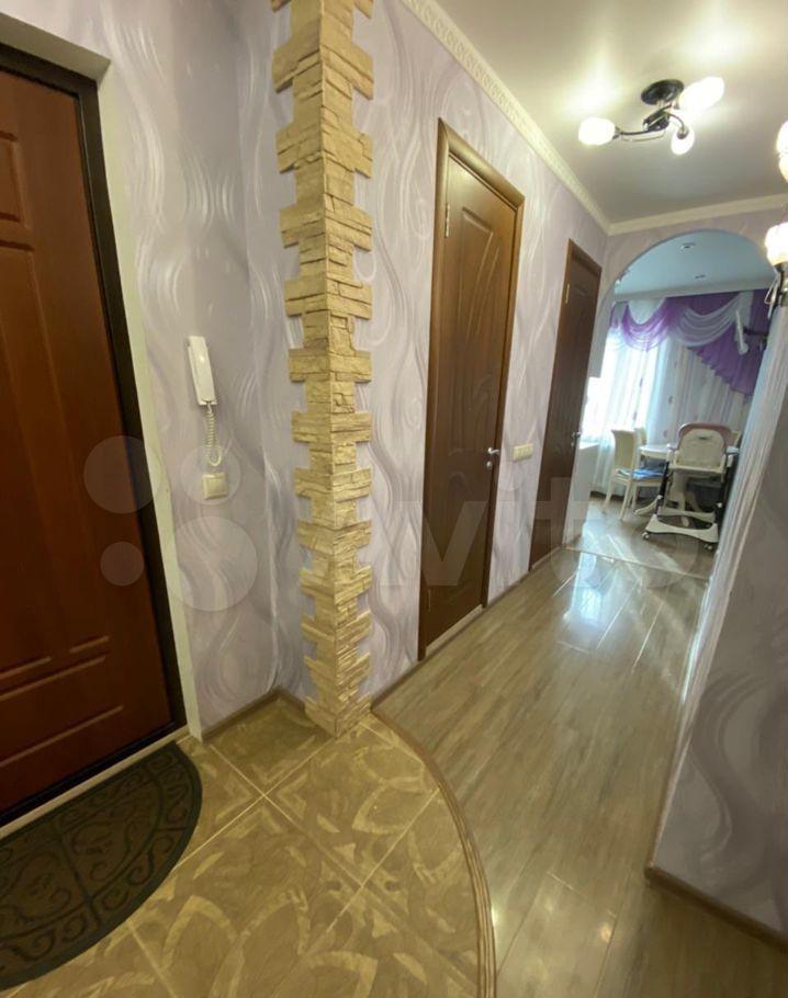 Продажа трёхкомнатной квартиры поселок Челюскинский, Садовая улица 25с1, цена 10600000 рублей, 2021 год объявление №665247 на megabaz.ru