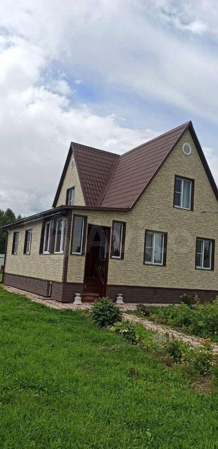 Продажа дома садовое товарищество Надежда, цена 4500000 рублей, 2021 год объявление №661081 на megabaz.ru