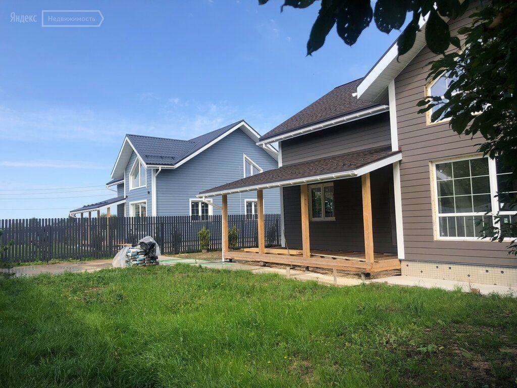 Продажа дома деревня Никульское, цена 15499000 рублей, 2021 год объявление №677592 на megabaz.ru