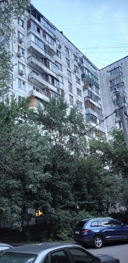 Продажа однокомнатной квартиры Москва, метро Сходненская, улица Фабрициуса 44к2, цена 9100000 рублей, 2021 год объявление №662229 на megabaz.ru
