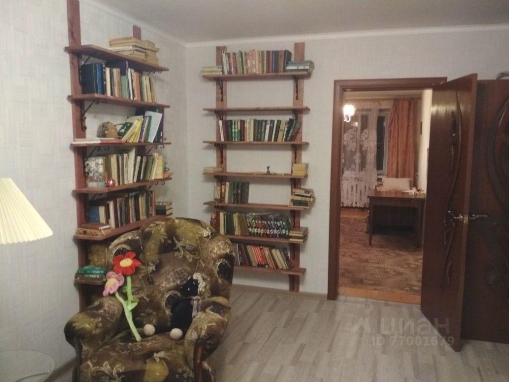 Продажа трёхкомнатной квартиры Ликино-Дулёво, улица Степана Морозкина 7, цена 2500000 рублей, 2021 год объявление №661446 на megabaz.ru