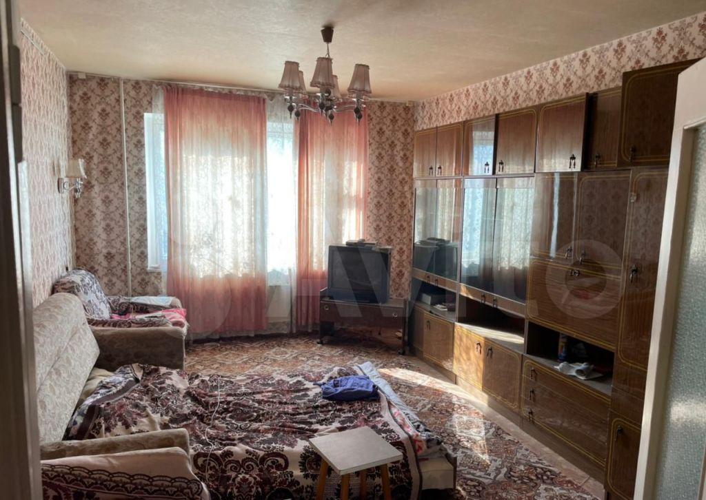 Продажа трёхкомнатной квартиры Волоколамск, улица Кузина 7, цена 4350000 рублей, 2021 год объявление №661525 на megabaz.ru