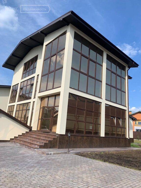 Продажа дома деревня Голиково, улица Дружбы, цена 37000000 рублей, 2021 год объявление №661421 на megabaz.ru