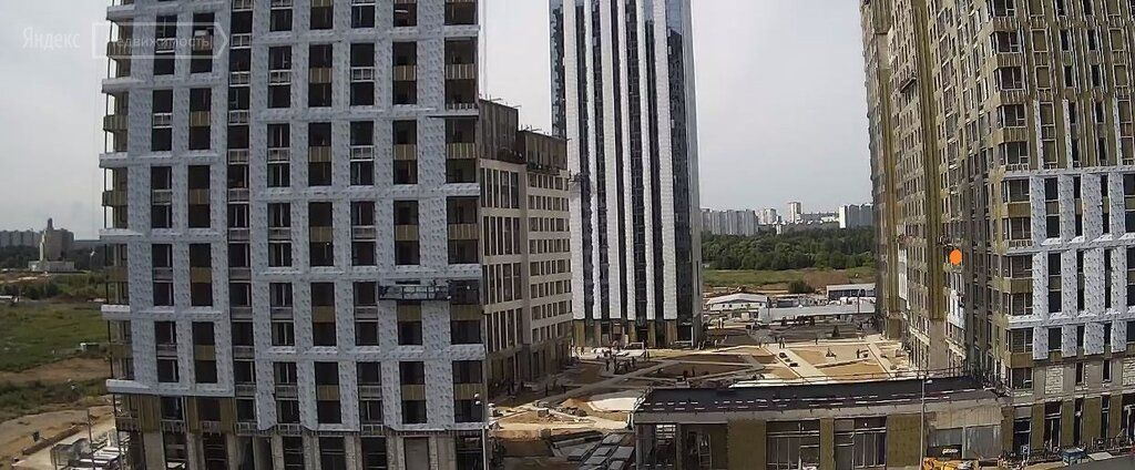 Продажа однокомнатной квартиры Москва, метро Спартак, цена 11000000 рублей, 2021 год объявление №661770 на megabaz.ru