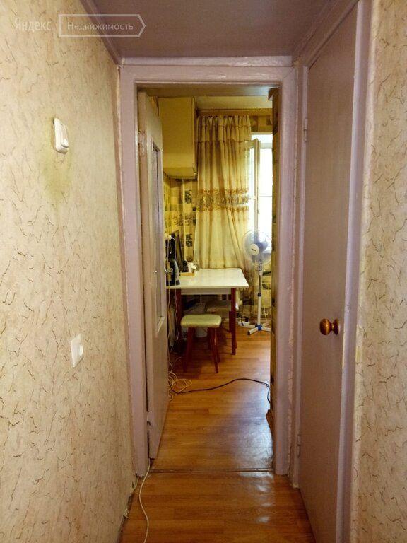 Продажа однокомнатной квартиры Фрязино, Полевая улица 7, цена 3400000 рублей, 2021 год объявление №661854 на megabaz.ru
