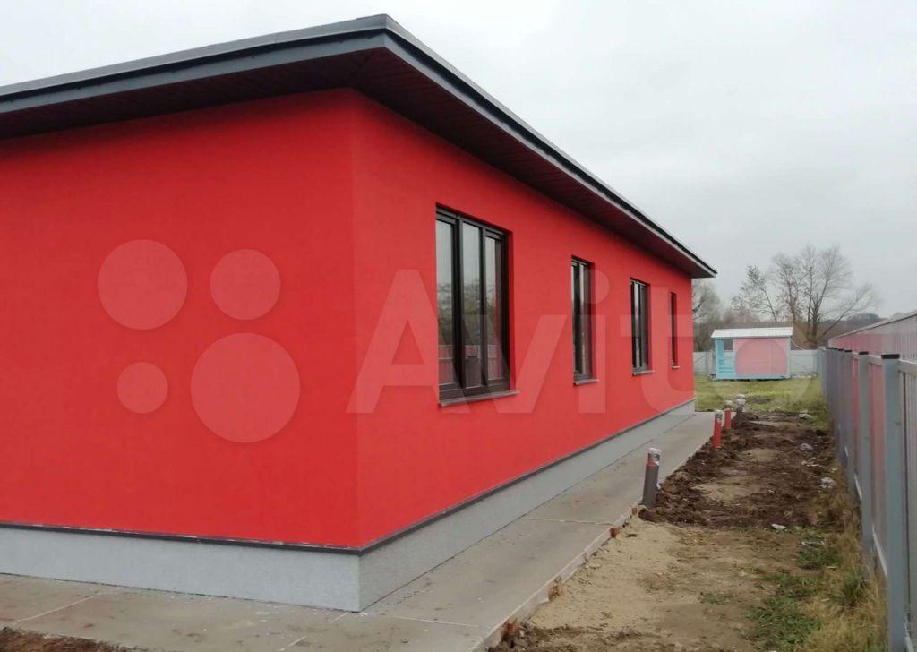Продажа дома деревня Ивановское, цена 6950000 рублей, 2021 год объявление №561840 на megabaz.ru