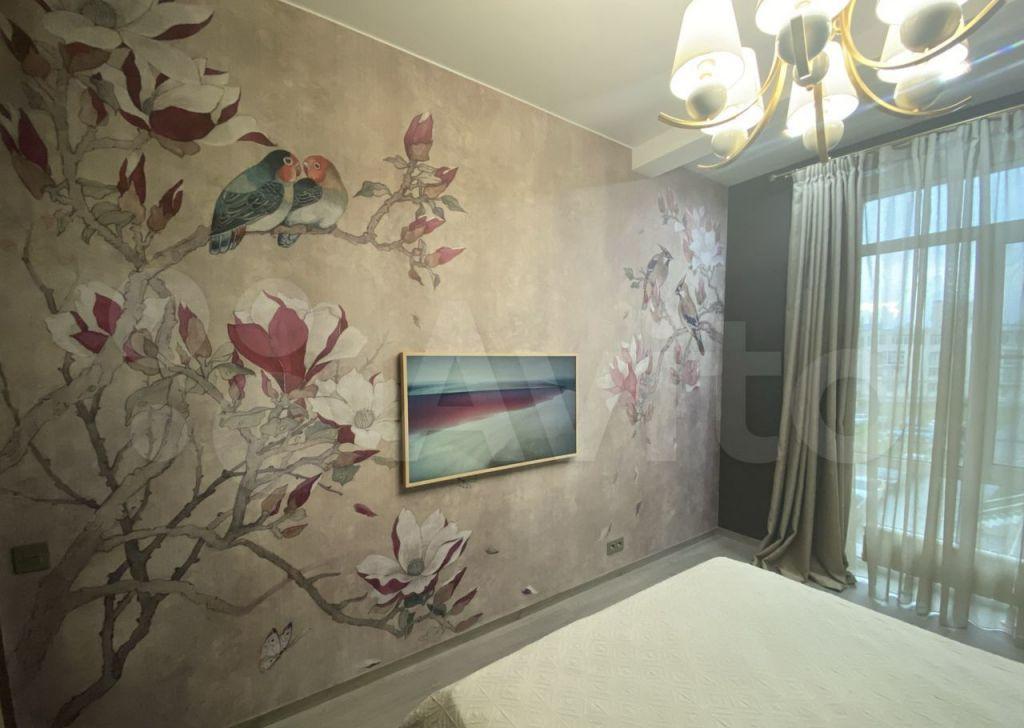 Продажа двухкомнатной квартиры деревня Аристово, Светлая улица 9, цена 9000000 рублей, 2021 год объявление №661866 на megabaz.ru