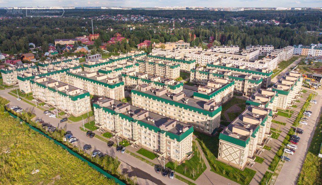 Продажа однокомнатной квартиры деревня Солманово, Триумфальная улица 18, цена 5900000 рублей, 2021 год объявление №662118 на megabaz.ru