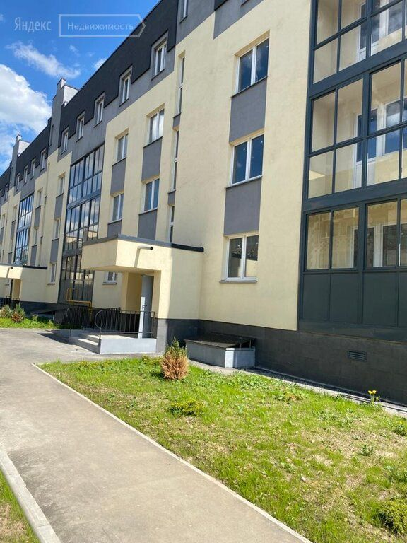 Продажа однокомнатной квартиры деревня Солманово, Триумфальная улица 21, цена 5400000 рублей, 2021 год объявление №662120 на megabaz.ru