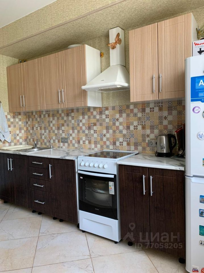 Продажа двухкомнатной квартиры Голицыно, Коммунистический проспект 20А, цена 3800000 рублей, 2021 год объявление №662211 на megabaz.ru