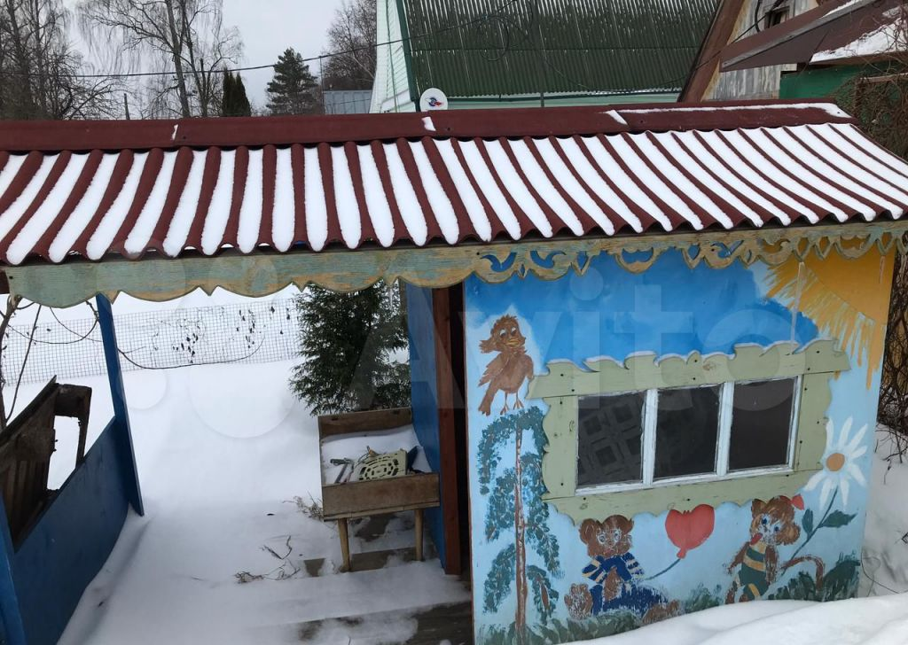 Продажа дома поселок Чайковского, цена 760000 рублей, 2021 год объявление №662164 на megabaz.ru
