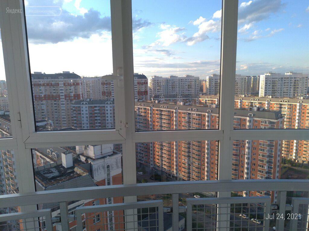 Продажа двухкомнатной квартиры Люберцы, проспект Гагарина 22к3, цена 8100000 рублей, 2021 год объявление №662206 на megabaz.ru